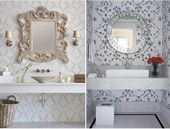 decorar lavabos redondos : decorar lavabos redondos:PAPEL DE PAREDE – WePick WePick