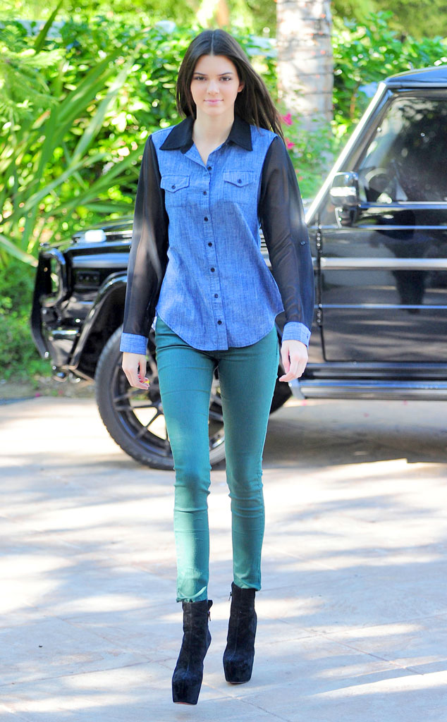 Street Style Kendall Jenner Wepick