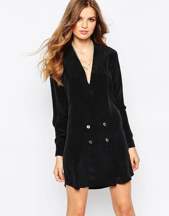 7f0e32f19b Trend alert  saiba como usar o vestido blazer