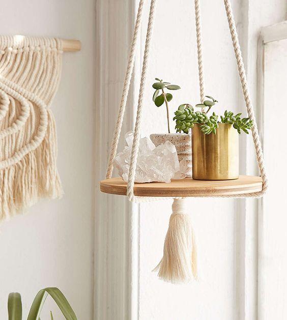 Kitchen Window Plant Hanger