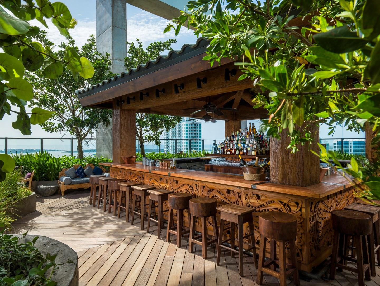Sugar Bar Conhe 231 A O Rooftop Mais Descolado De Miami Wepick